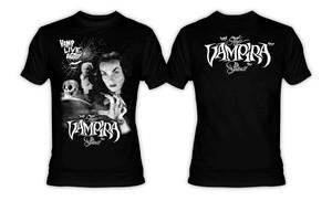 Vampira Show T-Shirt