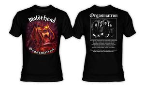 Motorhead - Orgasmatron T-Shirt