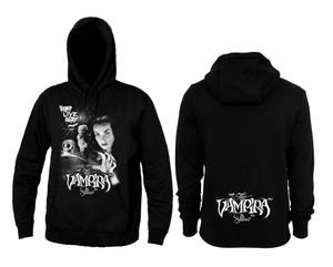 Vampira Show - Hooded Sweatshirt
