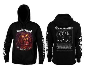 Motorhead - Orgasmatron Hooded Sweatshirt