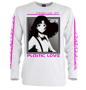 Mariya Tekeuchi - Plastic Love Long Sleeve T-Shirt