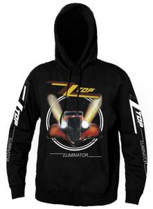 ZZ Top - Eliminator Hooded Sweatshirt
