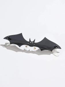 Bat Black Sunglasses