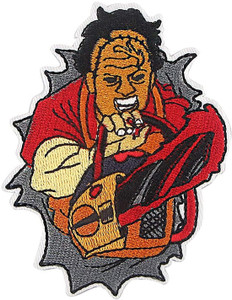 """The Texas Chain Saw Massacre - Leatherface 2.5x3"""" Embroidered Patch"""