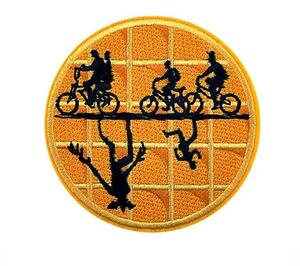 """Stranger Things - Waffle 3"""" Embroidered Patch"""