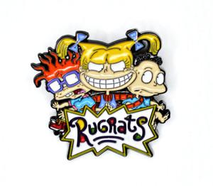 Rugrats Cartoon theme Metal Pin