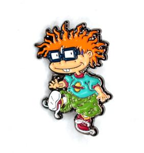 Rugrats - Chucky Metal Pin
