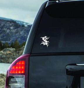 """Sepultura - Logo 4x6"""" Vinyl Cut Sticker"""