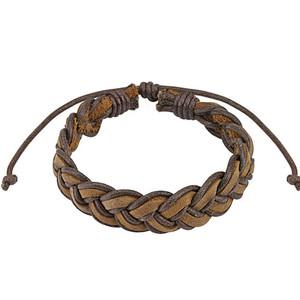 Brown  Woven Bracelet