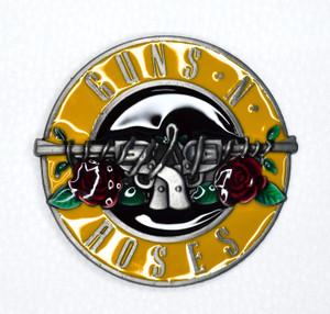 Guns N' Roses Logo Belt Buckle