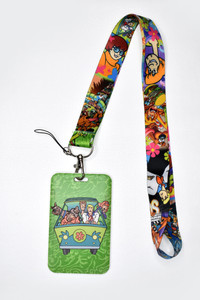 Scooby-Doo Lanyard With Id Holder