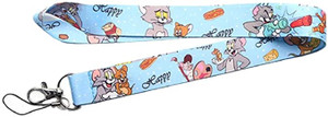 Tom And Jerry Lanyard