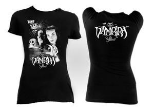 The Vampira Show Girls T-Shirt