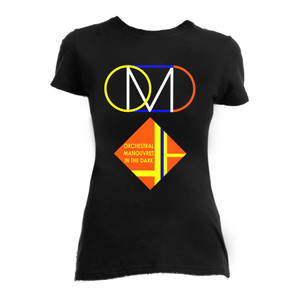 OMD Orchestral Manoeuvres in the Dark Girls T-Shirt