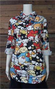 Hello Kitty & Friends - Women's Button-Up Shirt