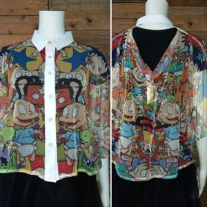 Rugrats - Women's Mesh Shirt