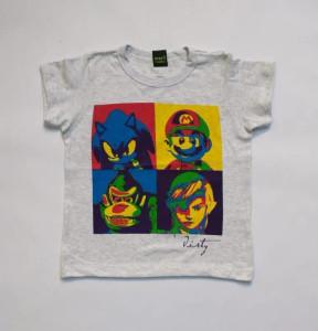 Nintendo - Mario Bros, Donkey Kong Kid's T-Shirt