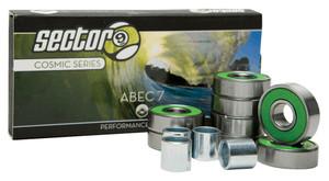Sector 9 - Cosmic ABEC 7 Bearings