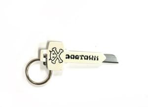 Dogtown - Keychain Utility Knife