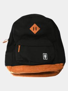 Black Backpack - Girl Weekender