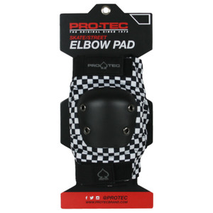 Pro-Tec  - Street Elbow Pads Checker (Size - L)