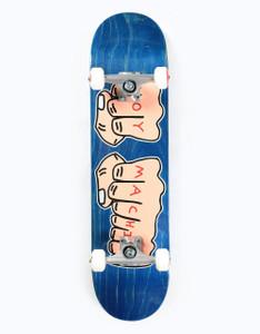 """Toy Machine - Fist Woodgrain - 7.75"""""""