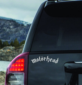 "Motorhead - Logo 7x2"" Vinyl Cut Sticker"