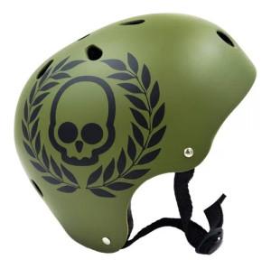 Olive Skateboarding Helmet