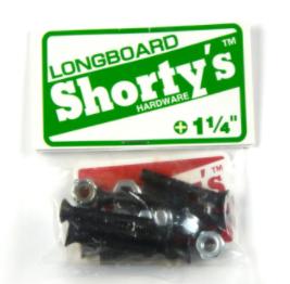 "Shorty's Hardware Longboard Set Phillips 1 1/4"""