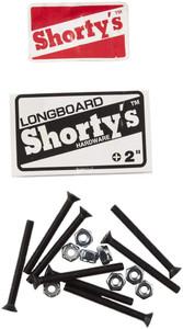 "Shorty's Hardware Longboard Set Phillips 2"""