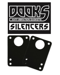 """Shorty's Dooks Silencers 1/16"""" Anti Vibrations Gaskets"""