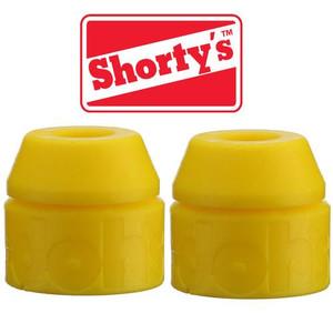 Shorty's Bushings Doh Dohs Yellow 92a (4 per pack)