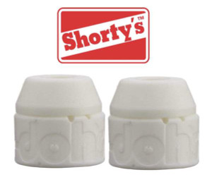 Shorty's Bushings Doh Dohs White 98a (4 per pack)