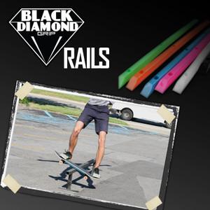 Black Diamond Rails