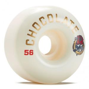 Chocolate Luchadore Staple Skateboard Wheels 56mm (set of 4)