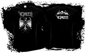 Victimizer Eagle Logo T-Shirt Last Ones In Stock!