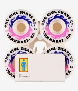 Girl GSSC Conical Skateboard Wheels 55mm (set of 4)