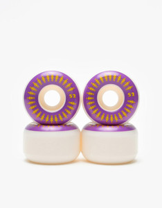 Girl Repeater Conical Skateboard Wheels 52mm (set of 4)