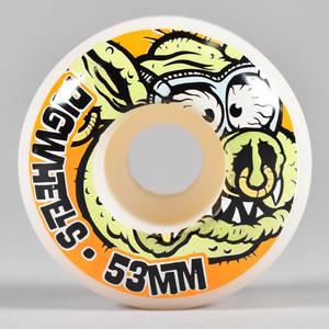 Pig head Proline Toxic Skateboard Wheels 53mm 101A (set of 4)