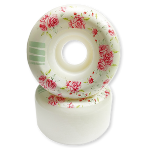 Embrace Team Roses Conical Skateboard Wheels 54mm 100A (set of 4)