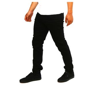 Antifashion - Black Denim Skinny Jeans