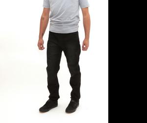 Antifashion - Black Denim Washed Jeans