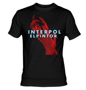 Interpol - El Pintor  T-Shirt