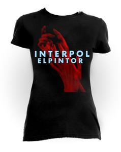 Interpol - El Pintor  Girl's T-Shirt