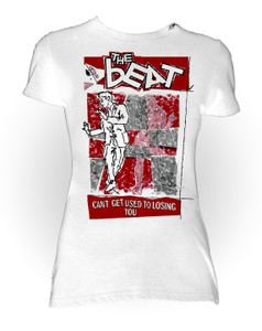 The Beat - Can't Get Used To Losing You Girl's T-Shirt