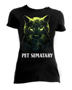 Pet Semetary Girls T-Shirt