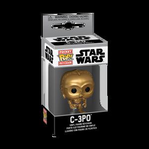 Star Wars - C-3PO Pocket Pop Keychain Figure