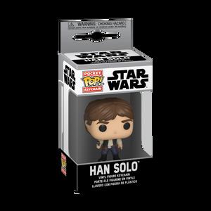 Star Wars - Han Solo Pocket Pop Keychain Figure