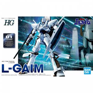 HG - L-Gaim 1/144 scale model kit *Bandai made in japan