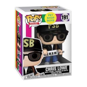 Pet Shop Boys - Chris Lowe Pop! Figure #191